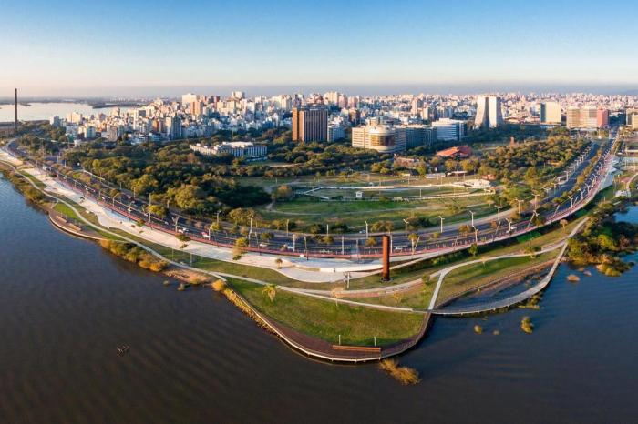 Quadrado mágico de Porto Alegre: conheça 4 bairros da capital gaúcha