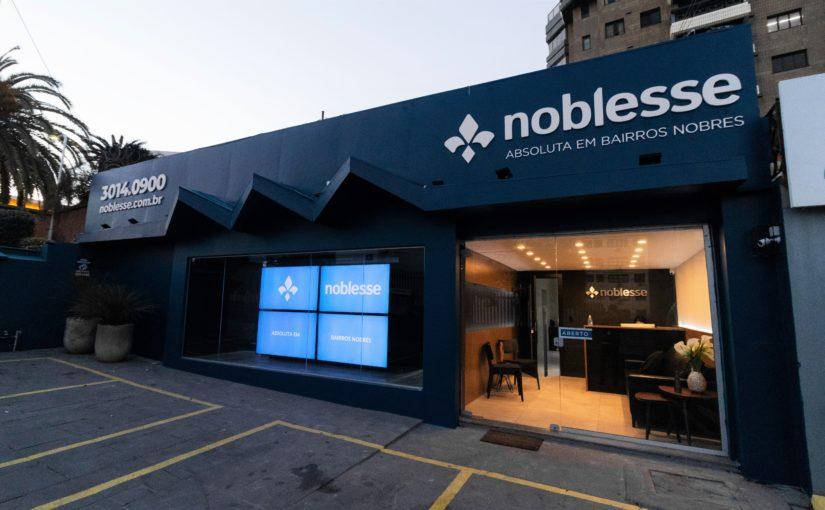 Absoluta em bairros nobres: Noblesse inaugura nova sede no coração da Bela Vista